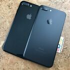 Apple iPhone 7 Plus 32 128GB 256GB Unlocked Jet Black ATT T Mobile Verizon
