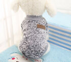New Pet Coat Dog Jacket Winter Clothes Puppy Cat Sweater Clothing Coat Apparel