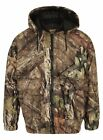 Men's Game Countryman Fleece Jacket Coat Hunting, Shooting Fishing Polyester lin