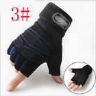 Adult antiskid Weight Lifting Gym Training Half Finger Gloves Cycling Mittens
