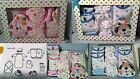 Carter's 11pc Newborn 6 Months Baby Shower Present Gift Set Hat Mitten Blanket +