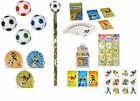 FOOTBALL THEMED PARTY BAG STOCKING FILLERS  BOYS AND GIRLS KIDS NOVELTIES GAMES