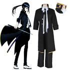 Black Dog Night Long Knife God Dog Clothes cosplay Anime Costumes Suit