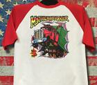 Vintage '70 Rats Hole Original Mothertrucker transfer on baseball3/4 sleeve RARE