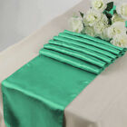 20pcs Wedding 12 X 108 inch Satin Table Runner Banquet decoration FREE SHIPPING