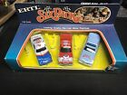 ERTL 1982 Six Pack Movie Cars 3 Car Set RARE! VHTF Brewster Baker 6 Pack