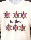 KIDS WHITE RUSSELL FUNNY TURTLES T-SHIRT ANIMAL ZOO PET IDEAL XMAS GIFT OCEAN