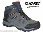 HI TEC BANDERRA - WIDE FIT WALKING BOOTS