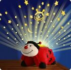 ANIMAL Cuddle PET CUSHION DREAM NIGHTLIGHT BED KIDS CHILDREN lit PILLOW GLOW TOY
