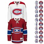 2016 17 Montreal Canadiens Reebok Team Player PREMIER Jersey Collection Mens