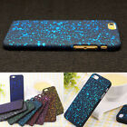 Shockproof Bling Star Glitter Matte Hard Case Cover for iPhone 5 5s 6 6s 7 Plus