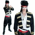Mens Ladies 1980s Fancy Dress Outfits Pop Stars Celebrities 80s