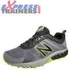 New Balance 610 v5 All Terrain Trail Mens Running Shoes Trainers Grey