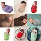 Cute Newborn Baby Photography Photo Prop Stretch Wrap Baby Long Ripple Wrap