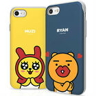 Genuine Kakao Friends Bumper Slide Case iPhone 7 Case iPhone 7 Plus Case 9 Types