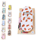 1PC Cute Metal Fruit Sunglasses Eyeglass Specs Hard Protector Case Pencil Box AU