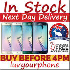 Samsung Galaxy S6 Edge G925i 32GB 64GB 128GB Unlocked Smartphone WTY & AU Model