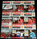 Manchester United   2009-2010   league, champions league & cup  all listed