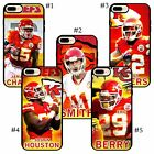 Kansas City Chiefs Jamaal Alex Smith Marcus Justin Eric Berry iPhone case cover
