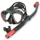 Scubapro Synergy Twin Trufit Mask with Spectra Dry Snorkel Set, Scuba Snorkeling