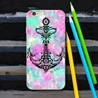 Retro Ancher Rubber Soft Silicone Case Phone Cover for iPhone Samsung Huawei LG