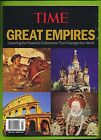 2014 Time Magazine ~ Great Empires Exploring The Powerful Civilizations