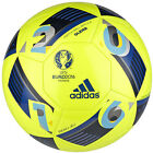 adidas Euro 16 Glider Soccer Ball Yellow/Colligate Royal AO2220