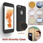 Anti Gravity Magical Case Nano Sticky Phone Cover For iPhone 5 5s 6 6s 7 Samsung