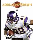 The Big Time ADRIAN PETERSON by Valerie Bodden (2014 New Paperback) FOOTBALL