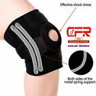 Unisex Sports Pad Knee Suport Wrap Brace Leg Basketball Protective Gear UK HT