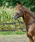 Busse Imola Premium Italian Leather Breastplate Martingale Matches Arezzo Bridle