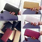 Kyпить Fashion Women Zipper Wallets Clutch Purse Leather Long Handbag Bag Card Holder  на еВаy.соm