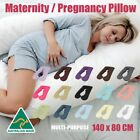 Aus Made Maternity Pregnancy Nursing Sleeping Body Boyfriend Pillow-80 x 145cm