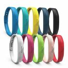 10-Pack For Fitbit Flex 2 Bracelet S/L Comfortable Replacement Wrist Band Strap