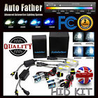 55W HID Xenon Conversion KIT Headlights Bulbs Ballast Car Lights H7 Super Bright