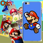 Mario Cover for OPPO R9s, Quality Cute Design Painted Case WeirdLand