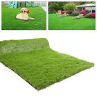 Indoor/Outdoor Synthetic Lawn Artificial Grass Mat Thickness Fake Grass Turf