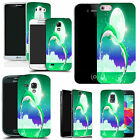 motif case cover for many Mobile phones - jumping dolphin