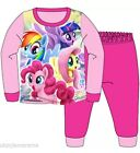 Infants Girls My Little Pony Long Pyjamas Snuggle Leg Pyjamas NEW