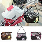 1 Pc Functional Baby Diaper Bag Nappy Tote Messenger Changing Bag Mommy Handbag