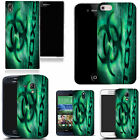 pattern case cover for many Mobile phones - aqua toxic