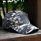 Men Outdoor Camouflage casual baseball cap hat military fans operations