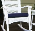Portside Replacement Polyester Fabric Rocking Chair Cushion in Color Choice