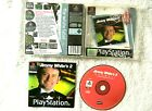 39288 Jimmy White's 2 Cueball - Sony Playstation 1 Game (2001) SLES 01334