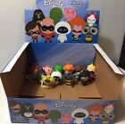 Disney Pixar 3D Figural Keychain Series 8 NEW Open Blind Bag