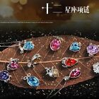 Sale Pendants Women Necklaces New Jewelry Constellation Gift Zodiac Necklace