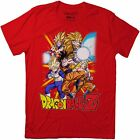 Dragon Ball Z Goku Men's Graphic T-Shirt
