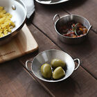 Stainless Steel Mini Sauce Bowls Pot for Dipping Ketchup Nuts Pickle Olive