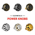 Gomexus Power Knob For Penn Shimano Daiwa Avet Okuma Reel Handle 45 / 47mm Drill