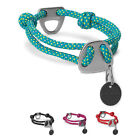 Ruffwear Knot-A-Collar II Reflective Adjustable Dog Rope Collar Secure